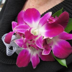 orchidcorsage